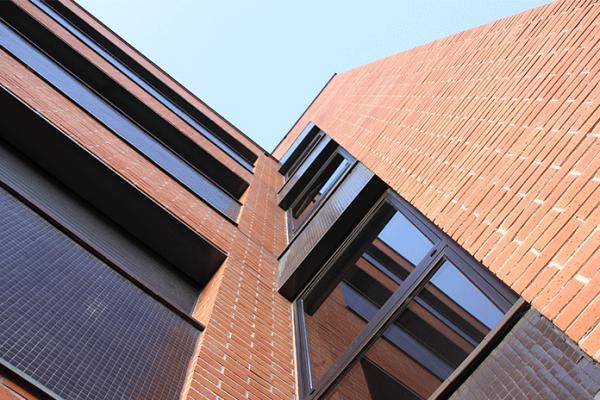 Mendaur-Instalaciones-Edificio