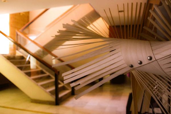 Mendaur-Instalaciones-Escalera