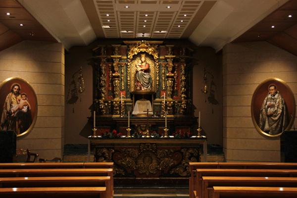 Mendaur-Instalaciones-Oratorio