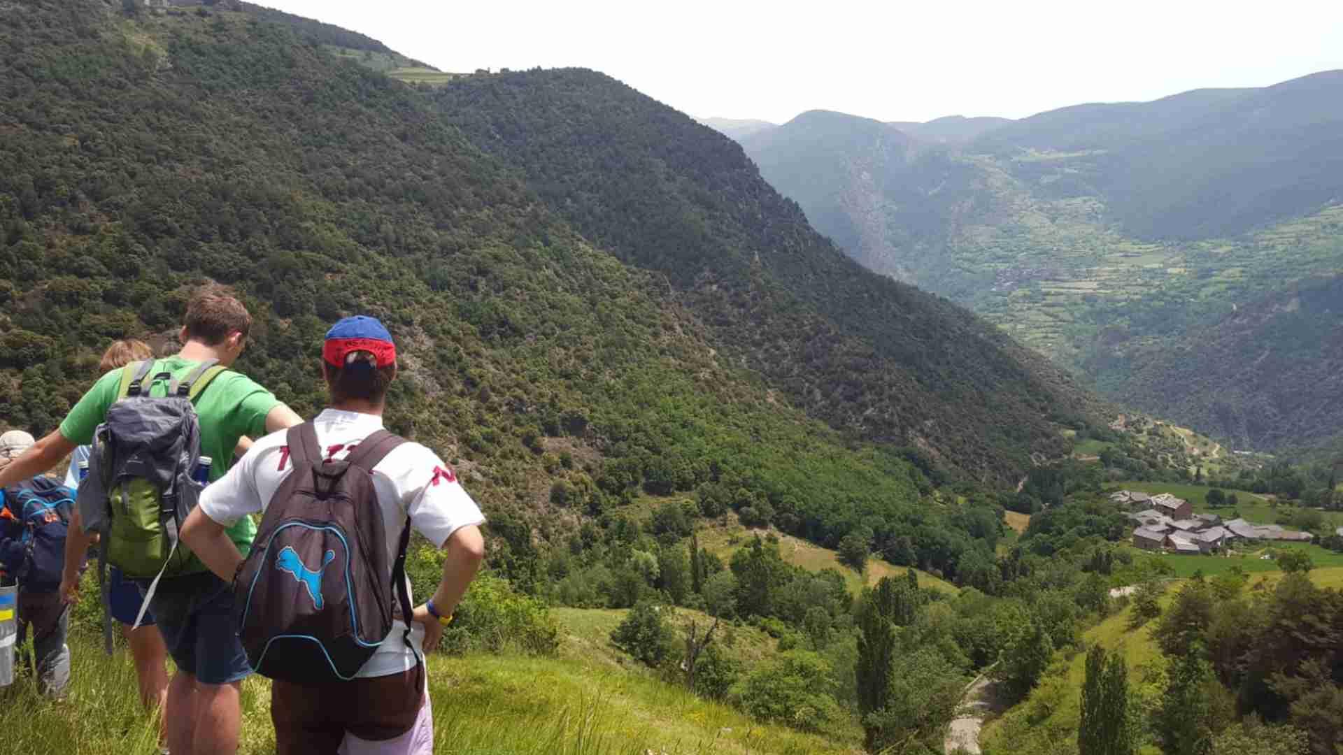 Paso de los Pirineos 2019